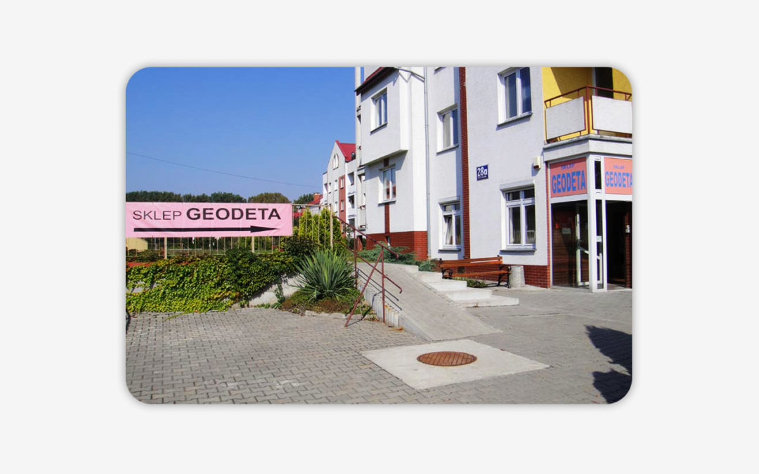 Sklep Geodeta informacje o sklepie